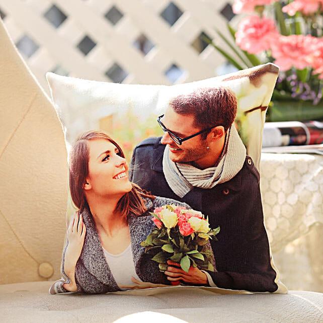 Personalised Romantic Cushion: Gift Ideas
