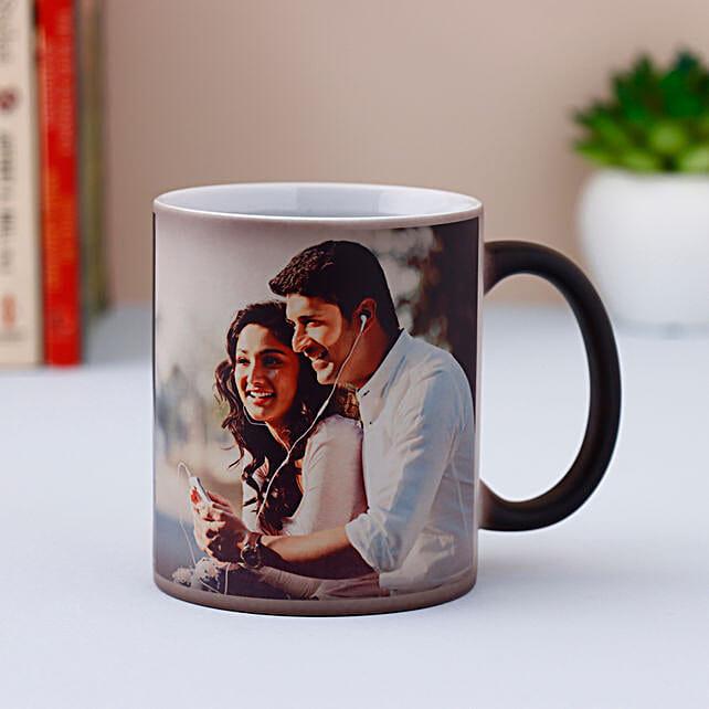 Personalised Black Magical Mug: Coffee Mugs