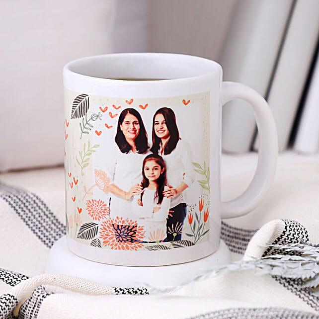 Personalised Woman Power Photo Mug: Return Gifts for Kids