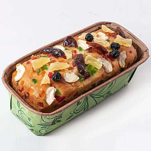 Fruit Cake Bar- 300 gms: Send Plum Cakes