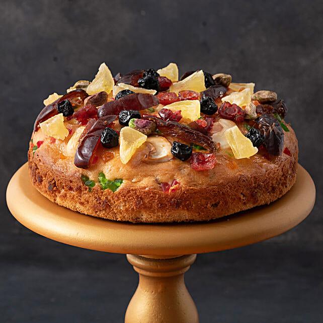 Fruit N Nut Cake- 500 gms: Cakes to Muktsar
