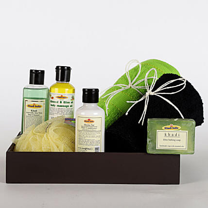 Rejuvenating Hamper: Premium Gifts