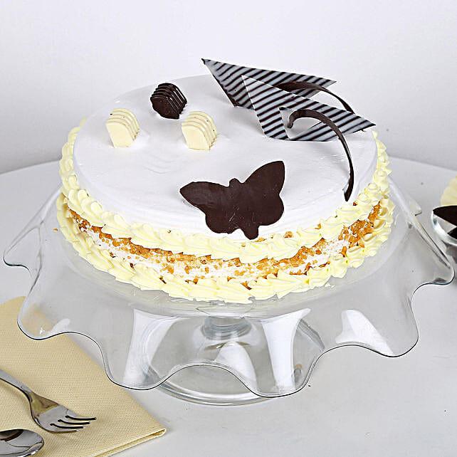 Creamy Butterscotch Cake: Butter Scotch Cakes
