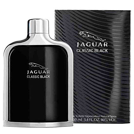 Jaguar Classic Black EDT For Men 100 ML: Buy Perfume