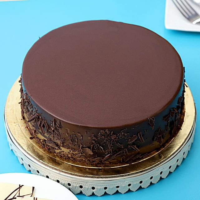 Belgian Choco Cake: