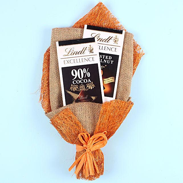 Lindt Chocolate Bouquet: Chocolate Bouquet