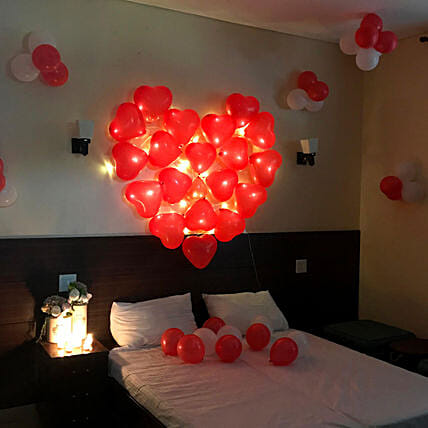 Heart Out of Hearts: Decoration Services to Mumbai