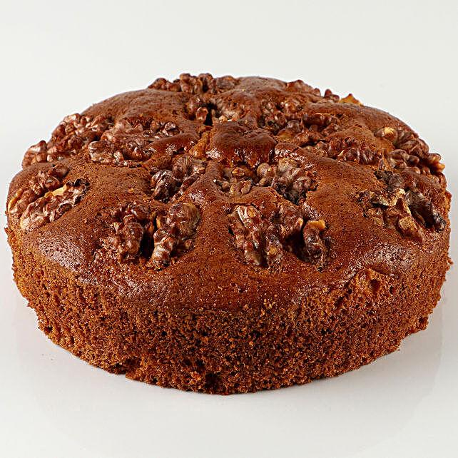 Walnut Dry Cake- 500 gms: Send Plum Cakes