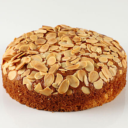 Delicious Almond Dry Cake- 500 gms: Cakes to Maulasar