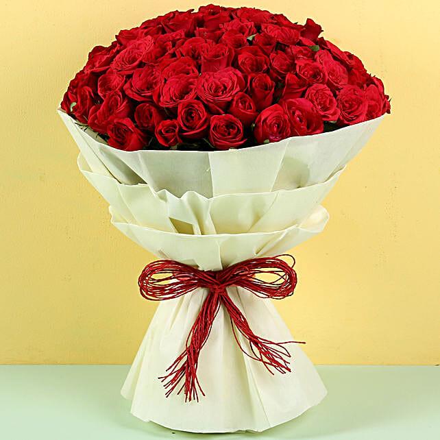 Authentic Love 100 Roses: Premium Gifts