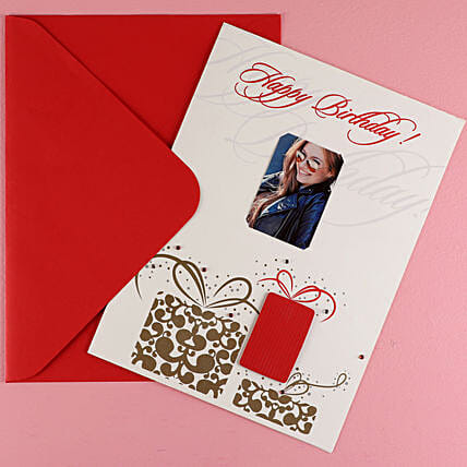 Big Gifts On Birthday Greeting Card: Greeting Cards