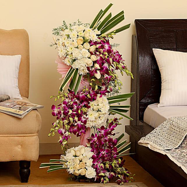 Majestic Floral Arrangement: