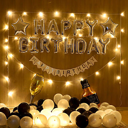 Dazzling Birthday Surprise: Decoration Services in Mumbai