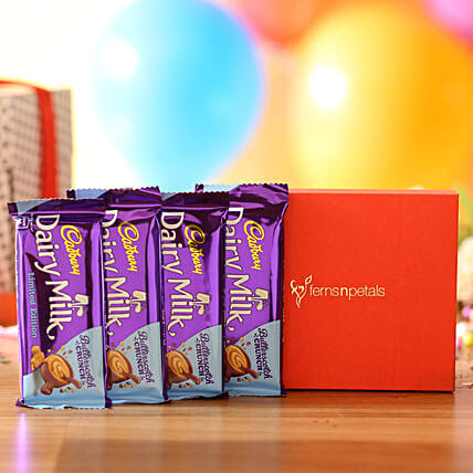 Dairy Milk Butterscotch Box: