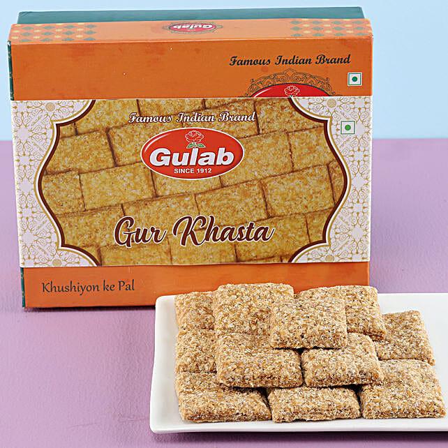 Gur Khasta Box: Buy Sweets