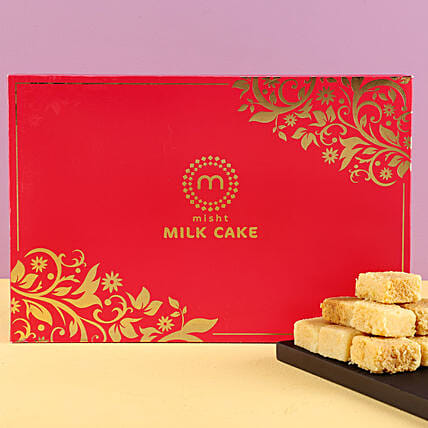 Milk Cake Box- 430 gms: Buy Sweets