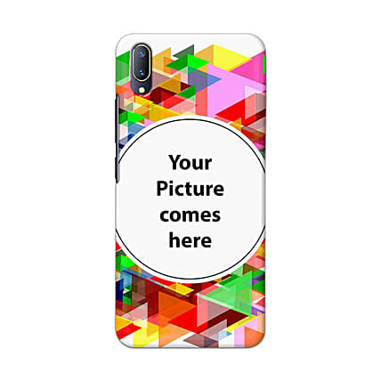 Vivo V11 Pro Customised Vibrant Mobile Case: