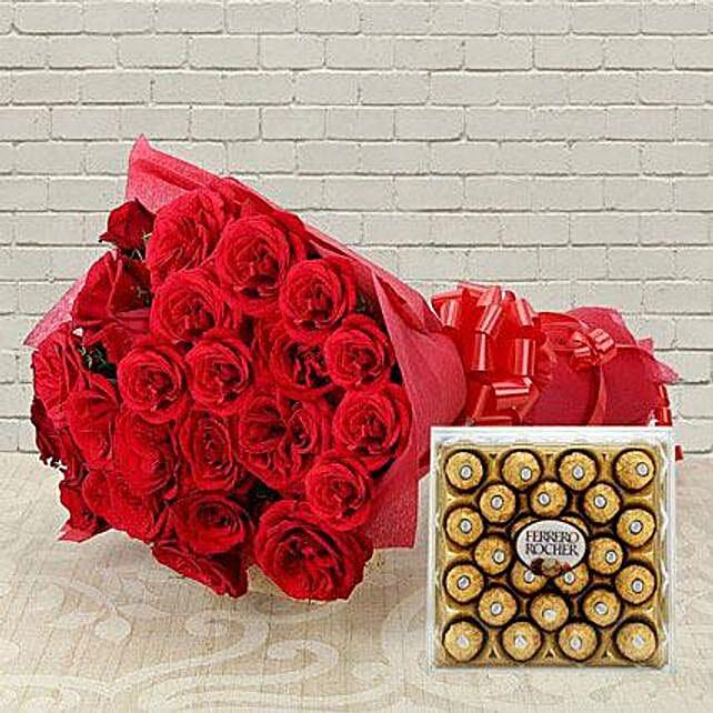 Yummy N Rosy: Exotic Rose Arrangements