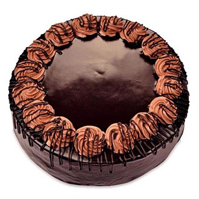 Yummy Special Chocolate Rambo Cake: Send Chocolate Cakes