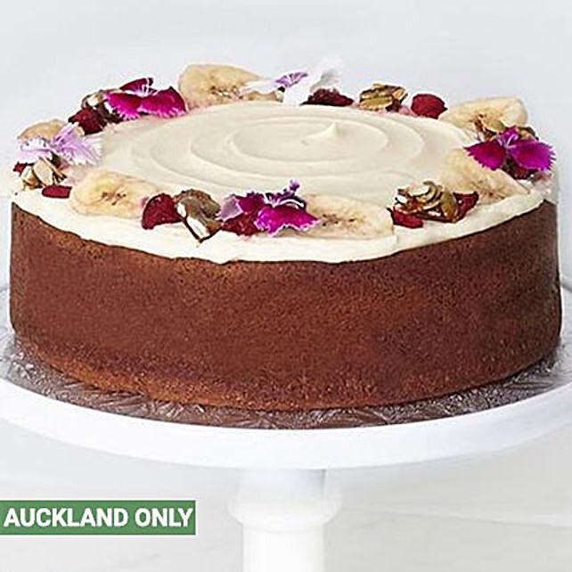 Mini Banana Chocolate Cake Delivery In New Zealand