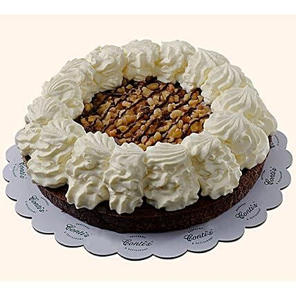 Tasty Caramel Turtle Pie Cake Delivery In Philippines