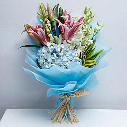 Exclusive Masterpiece: Send Orchids Flowers in UAE