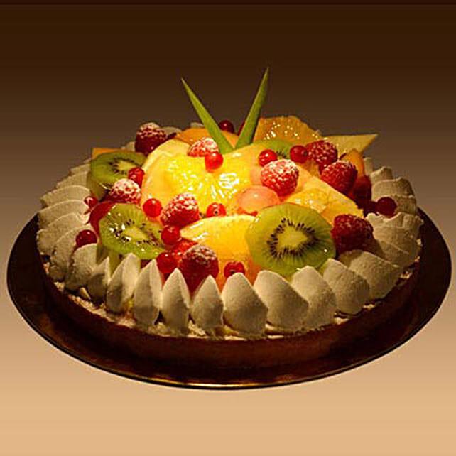 Fruit Tart: