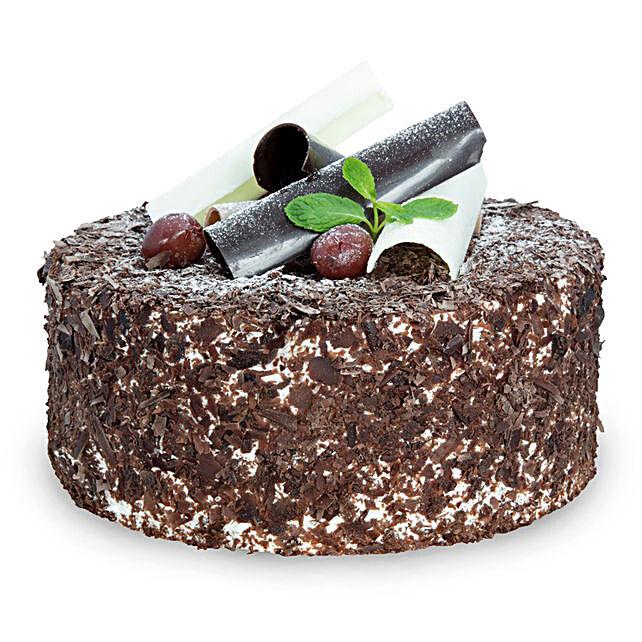 Blackforest Cake 12 Servings: Send Cakes to UAE