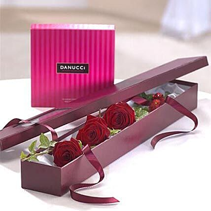 I Love You Chocolate Gift Set Birthday Delivery London