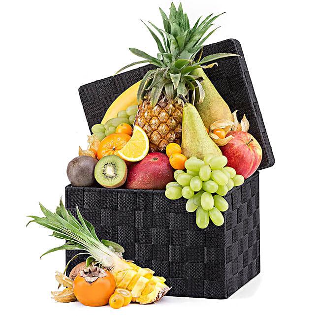 Exotic Fruit Hamper: Gift Baskets in London, UK
