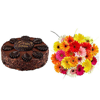 Birthday Treat Cake Delivery In USA