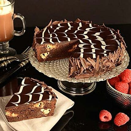 Marble Brownie Cake Delivery In USA