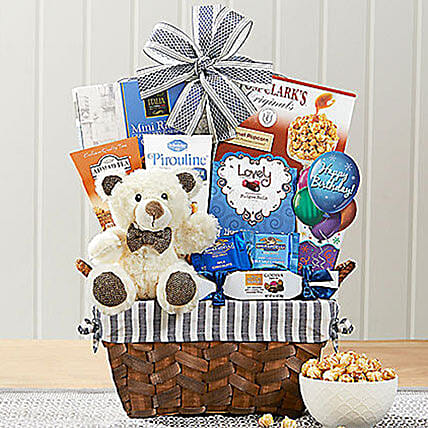 Bear Hugs Wishes: Send Birthday Gifts to USA