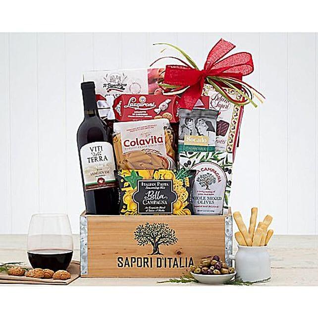 Viti Della Terra Sangiovese: Father's Day Gifts USA