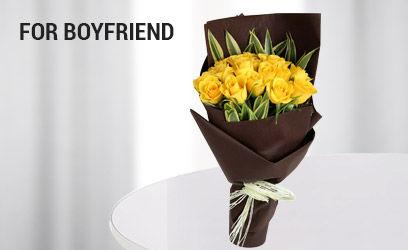 Boyfriend Flowers