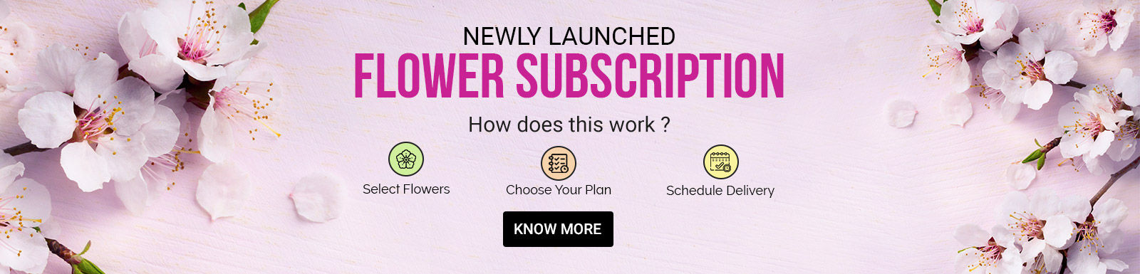 Flowers Subscriptions