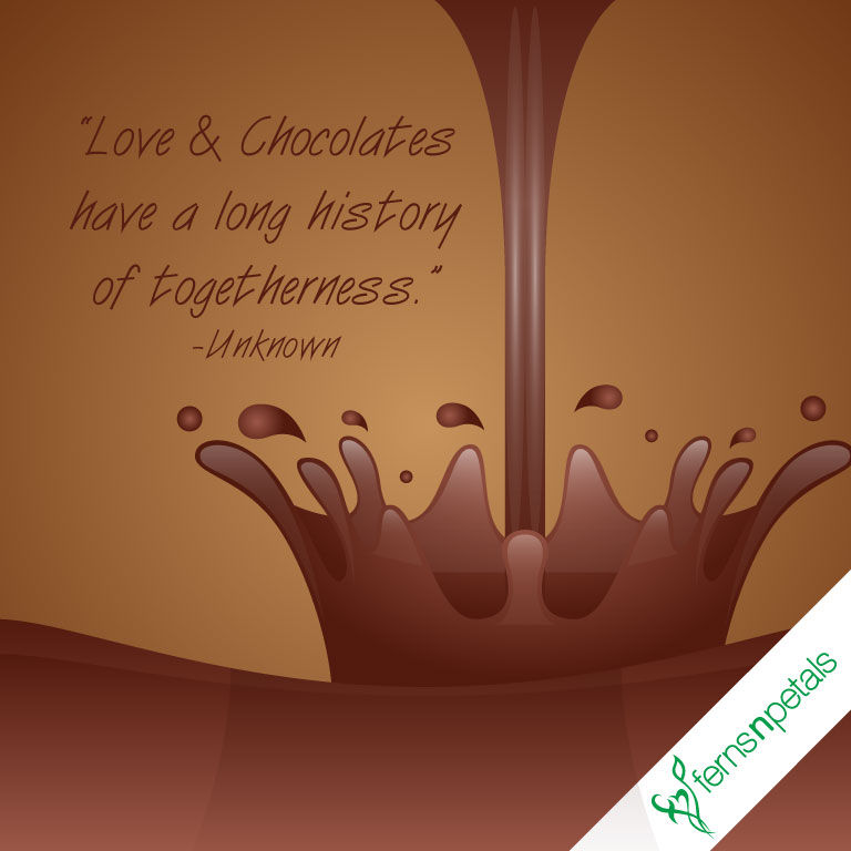 Happy Chocolate Day Quotes   Chocolate Day Messages and