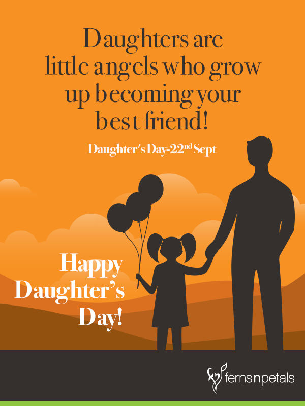happy daughters day wishes images