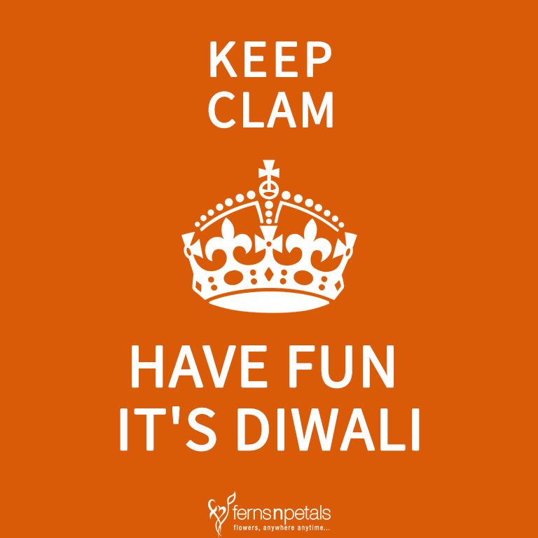 diwali happiness
