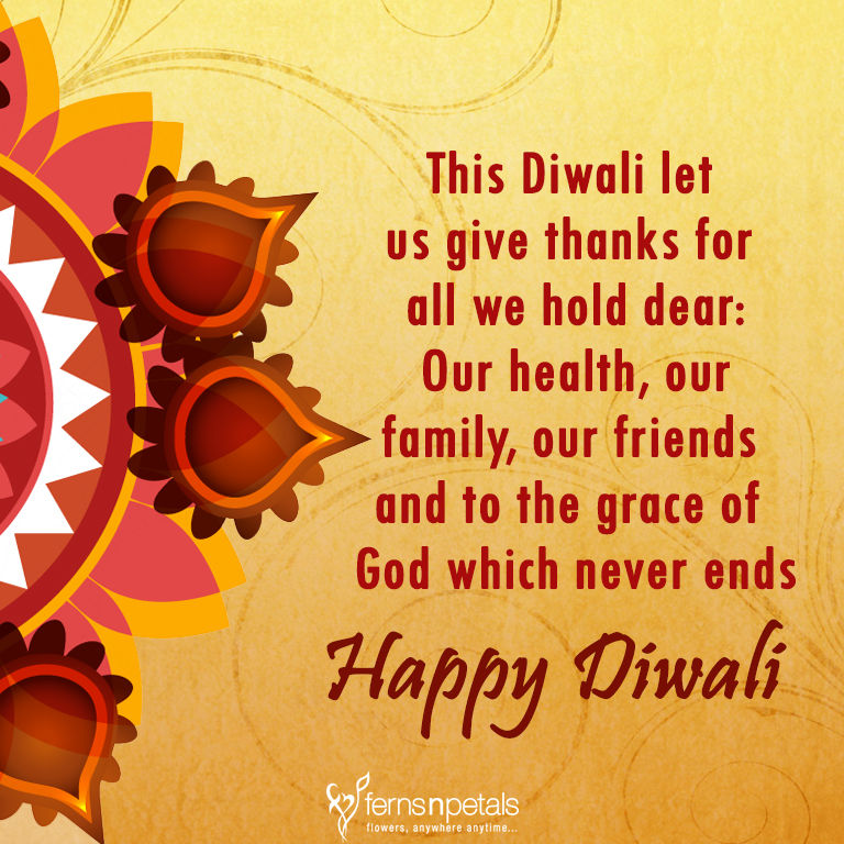 50+ Unique Happy Diwali Wishes, Quotes, Greetings Online ...