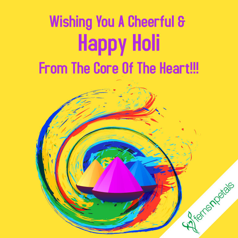 50 Happy Holi Wishes Quotes Greeting Messages With Images N Gifs
