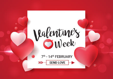 Send Valentine's Gifts to UAE