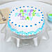 Enjoyable Happy Fathers Day Chocolate Cake 3kg